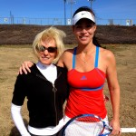 s Doubles - 3.5 - Frances Riche & Carol Cominos (champs)
