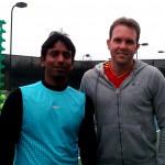 DAL Mens Singles - 3.5 - Nikhil Parsi (champ) & Jose Godoy (finalist)