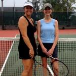 HOU BW Singles - 3.0 - Jennifer Steele-Johnson (champ) & Amanda Kirkham (finalist)