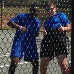 Boys Singles - 14u B - Brandon Jackson (finalist) and Steven Heizler (champ) 2