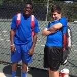Boys Singles - 14u B - Brandon Jackson (finalist) and Steven Heizler (champ) 3