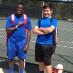 Boys Singles - 14u B - Brandon Jackson (finalist) and Steven Heizler (champ) 4