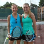 HOU BW Singles - 3.0 Group 1 - Mary Headrick (finalist) and Ashley Shook (champ) 2