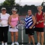 HOU BW Singles 3.5 - Liane, Margaret Miranda and Joni
