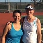 HOU BW Singles 4.0 - Candace Huijgen (champ) and Susan Speer (finalist)