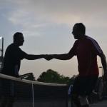 HOU Mens Singles - 3.0 - Ganesh Sadanandam (champ) and Octavio Herrera (finalist)