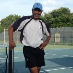 HOU Mens Singles - 3.5 - Inderpal Sandhu (champ)