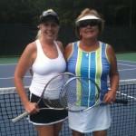 ATL BW Doubles - 3.5 - Lori Armitage - Sandy Depa (finalists)