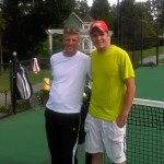 ATL Mens Doubles 4.5 - Doug Clack & Thomas Clack (champs)