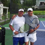 ATL Mens Doubles 4.5 - Johnny Moretti and Jorge Moretti (finalists)