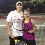 HOU Mixed 3.0 - Alex Boudreaux and Ellen Foushee (champs)