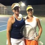 HOU WW Doubles - 3.0 - Shelley Richards and Mary Beale (champs)