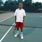 14u B Boys Singles - Niles Rachal (champ)