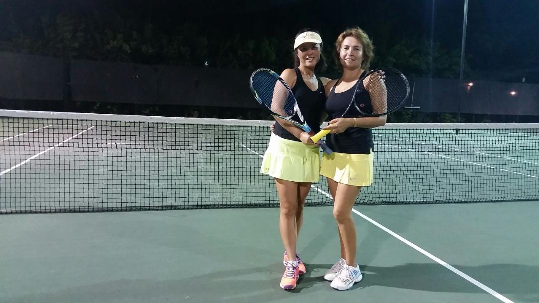 Fall 2014 Doubles-Mixed Championship Gallery