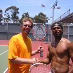 Tennis Nemesis - Balboa Tennis Club