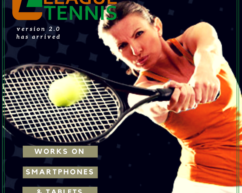LeagueTennis.com Version 2.0 is Here!