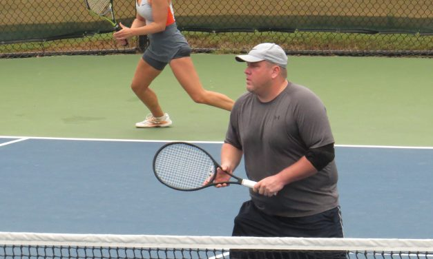 Summer 2017 Doubles-Mixed Championship Gallery