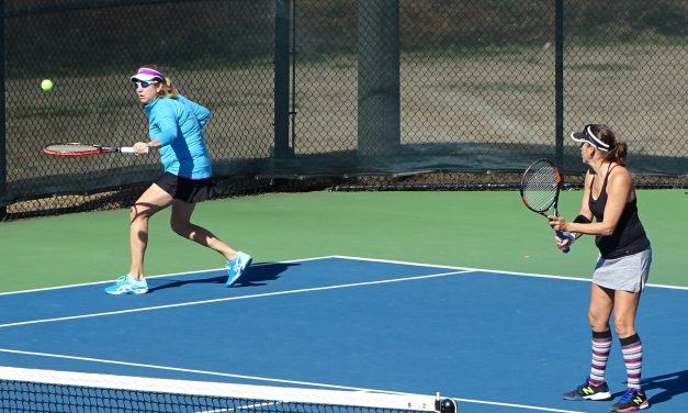 Fall 2017 Doubles-Mixed Championship Gallery